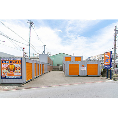 ハローストレージ大阪茨木パート1