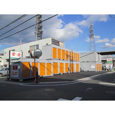ハローストレージ京都横大路パート1