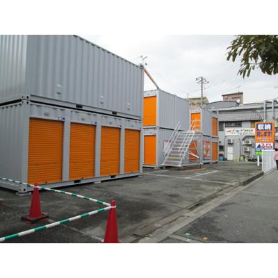 ハローストレージ大阪豊中パート1(三国)店 内観