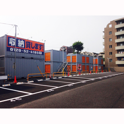 ハローストレージ調布パート3(布田駅前)店 外観