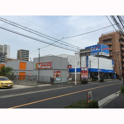 ハローストレージ船堀(北葛西・松江)